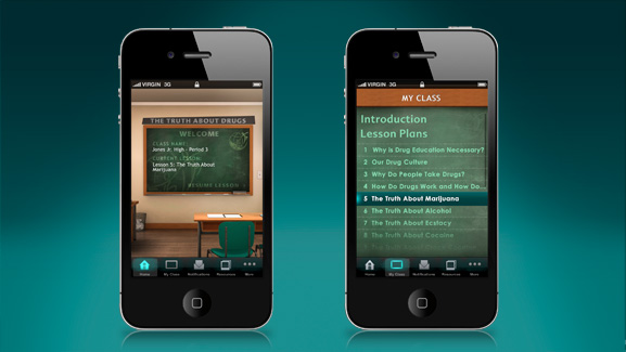 <ul>         <li>Full interactive classroom environment built to facilitate several learning environments, providing tools for both the teacher and the student</li>         <li>Teachers can use the application to deliver the curriculum to students right in classroom</li>         <li>Tutors and home school teachers can manage several students at once, and can customize the curriculum for the needs of specific students in a remote or one-on-one scenario</li>         <li>Teachers can walk the students through the curriculum laid out in sequence on the chalkboard, where the students can fill out answers to assignments and essays</li>     <ul>