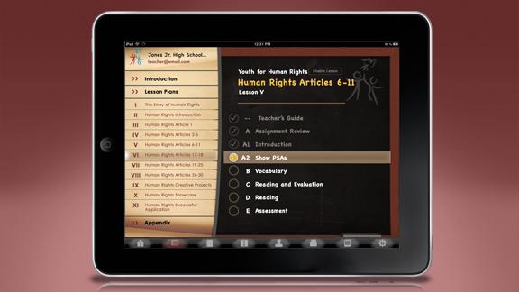Les enseignants peuvent faire avancer les élèves/étudiants sur le programme indiqué au tableau noir et ceux-ci peuvent noter les réponses à leurs devoirs et à leurs rédactions.