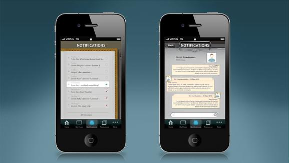 <ul>         <li>Das digitale Schwarze Brett gibt Lehrern die Möglichkeit, für ihre Klasse beispielhafte Antworten von Schülern zu posten und Bekanntgaben zu machen.</li>         <li>Mit Hilfe des Schülerverzeichnisses können Sie den Fortschritt Ihrer Schüler überprüfen und die Leistungen der einzelnen Schüler benoten.</li>         <li>Desweiteren steht Ihnen ein Benotungssystem zur Verfügung. Damit können Sie jeden Abschnitt benoten und sich Notizen machen.</li>         <li>Ein System für Benachrichtigungen und Mitteilungen ermöglicht es Ihnen, einzelnen Schülern Mitteilungen zu schreiben und Mitteilungen von ihnen zu erhalten.</li>     </ul>