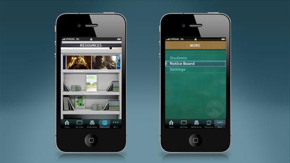 Alle undervisningsvideoer fra <em>Veien til lykke</em> med hefter og materiale kan lates ned fra app-en og finnes også in-line sammen med oppgavene så de kan ses med et klikk.