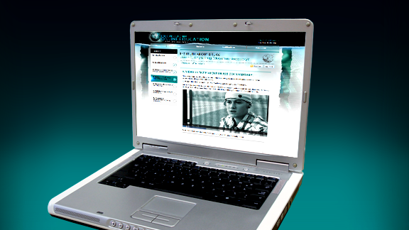 La página web de Educación en internet está diseñada para facilitar varios entornos de aprendizaje, proporcionando herramientas para el maestro y el estudiante.