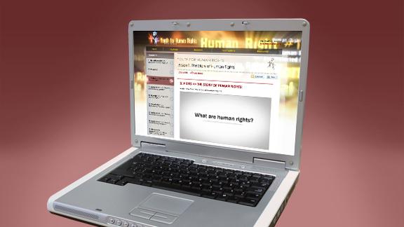 Online-utbildningens webbsajt är byggd för att underlätta flera inlärningsmiljöer genom att ge verktyg till både lärare och elever.