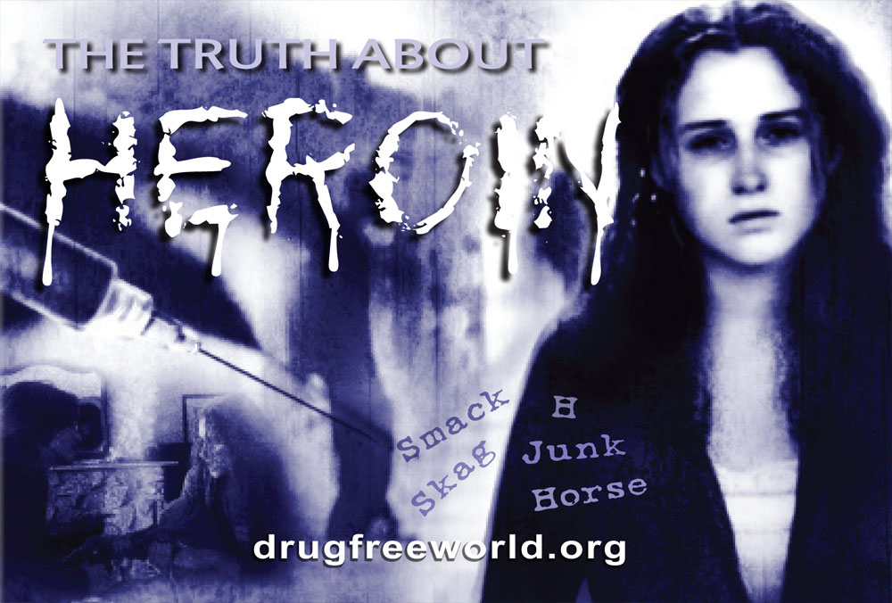 The Truth About Heroin Booklet