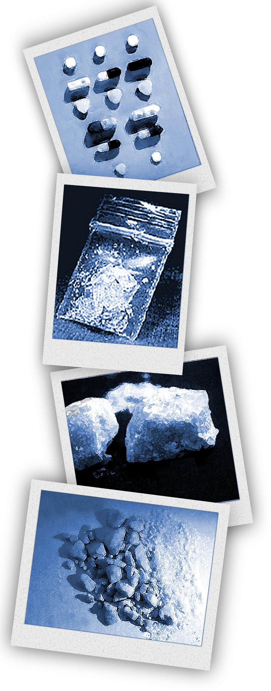 Bron van de afbeeldingen dea drugs