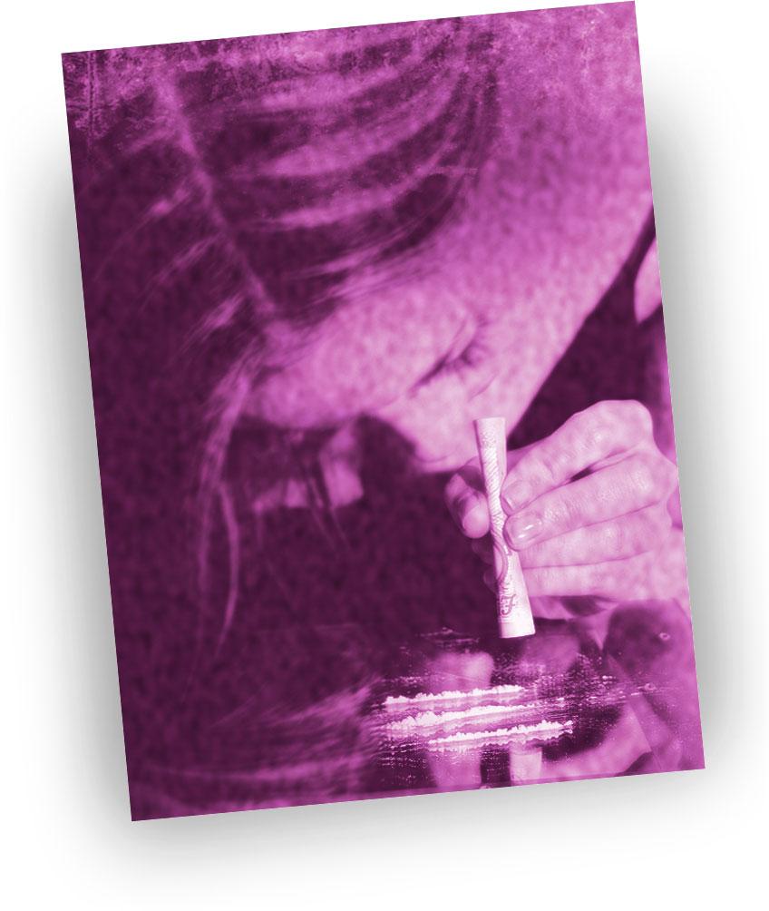 Short- & Long-Term Side Effects of Cocaine - Brain Damage