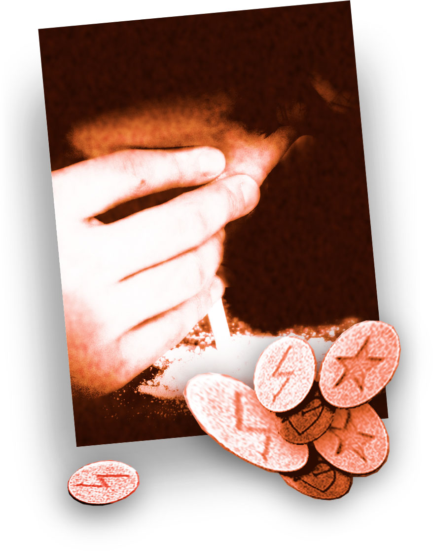 drug and ecstasy user Informative guides on ecstasy, ecstasy effects, ecstasy pills, ecstasy dangers, ecstasy drug tests, mixing ecstasy with other drugs and the legality of ecstacy also.
