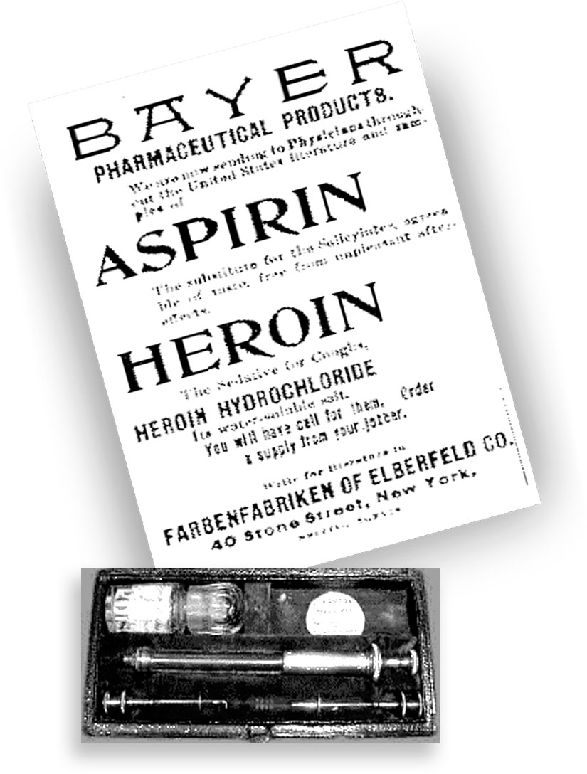 The strange history of opiates in America: from morphine for kids to heroin for soldiers