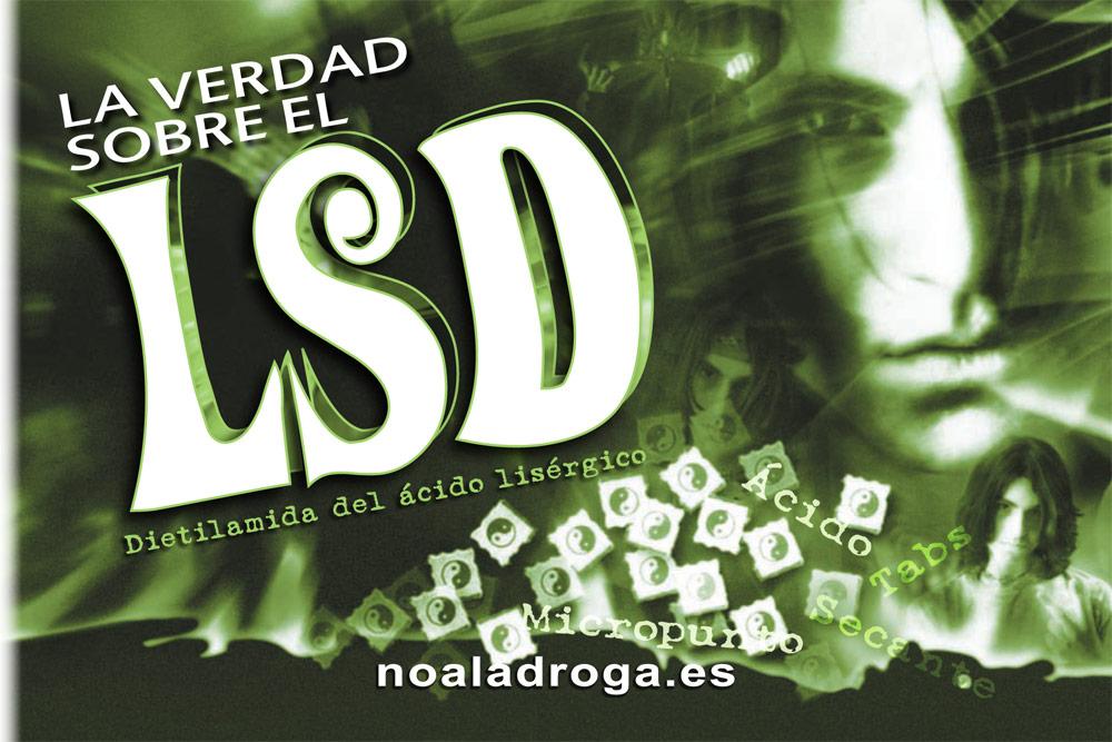 ¿Qué peligros tiene sobre la salud el LSD?