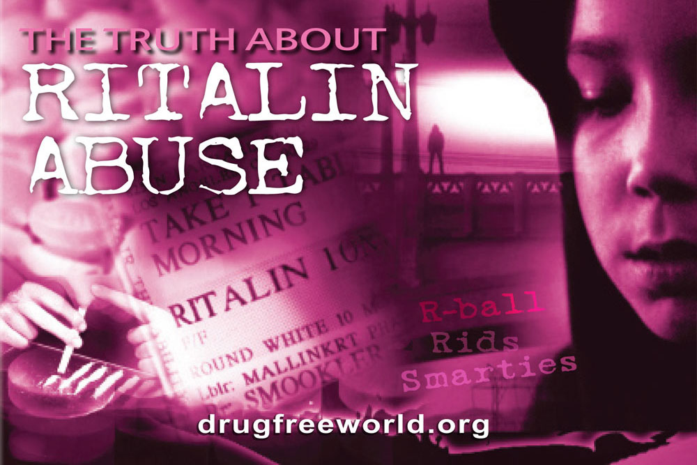 ritalin abuse Ritalin abuse in society because the drug is a stimulant similar to cocaine or speed, methylphenidate is used recreationally around the world when abused in quantities above the recommended dosages, ritalin can become addictive as well, especially when taken over long periods of time basically, substances like this.