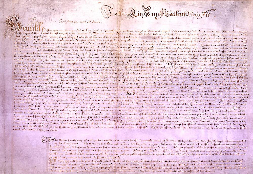 人権小史マグナ・カルタ(1215年)