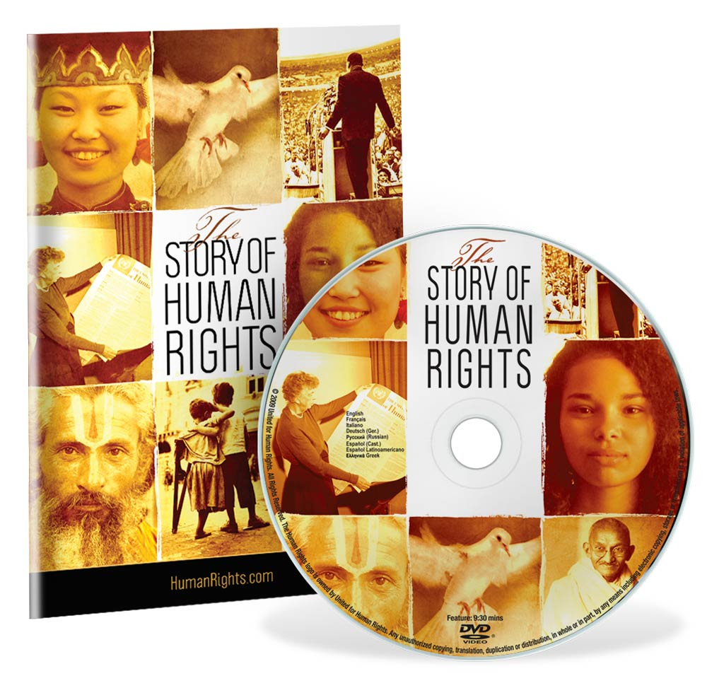 story about human rights Let's be compassionate and help our fellow humans by learning more about our own specie's suffering watch these videos and find out how they might change your perspective of today's human rights.