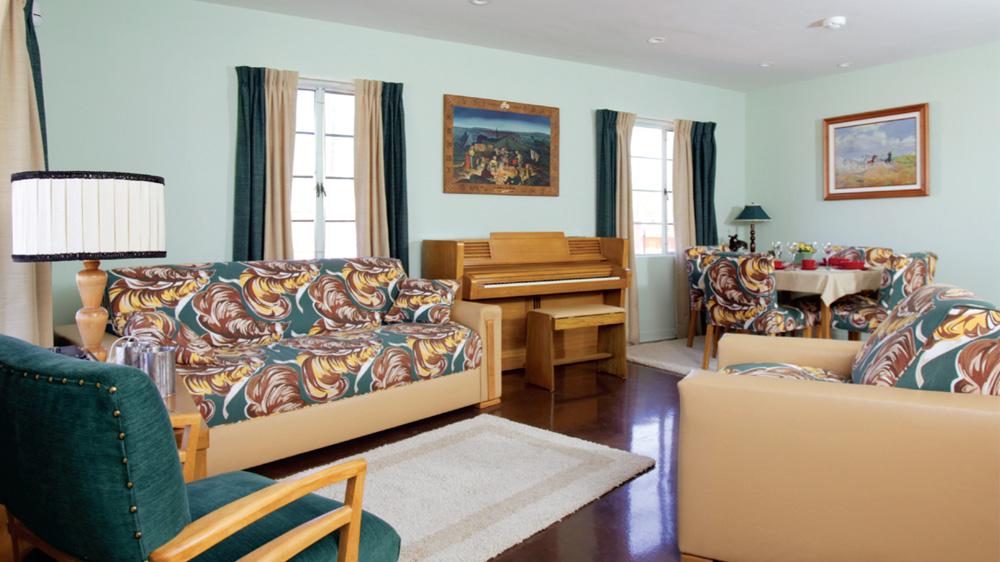L ron hubbard maison de camelback et patrimoine for Salle a manger johannesburg