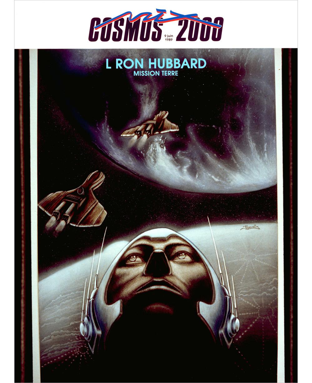 cosmos 2000 auszeichnung franzsisch sprechende leser eine auszeichnung die l ron - L Ron Hubbard Lebenslauf