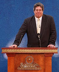 Mr. John Danner, Grand Opening of the Church of Scientology Buffalo