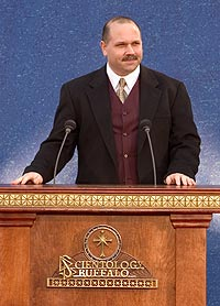 Mr. Mark Zamorski, Grand Opening of the Church of Scientology Buffalo