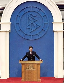 Mr. David Miscavige, Grand Opening of the Church of Scientology Buffalo