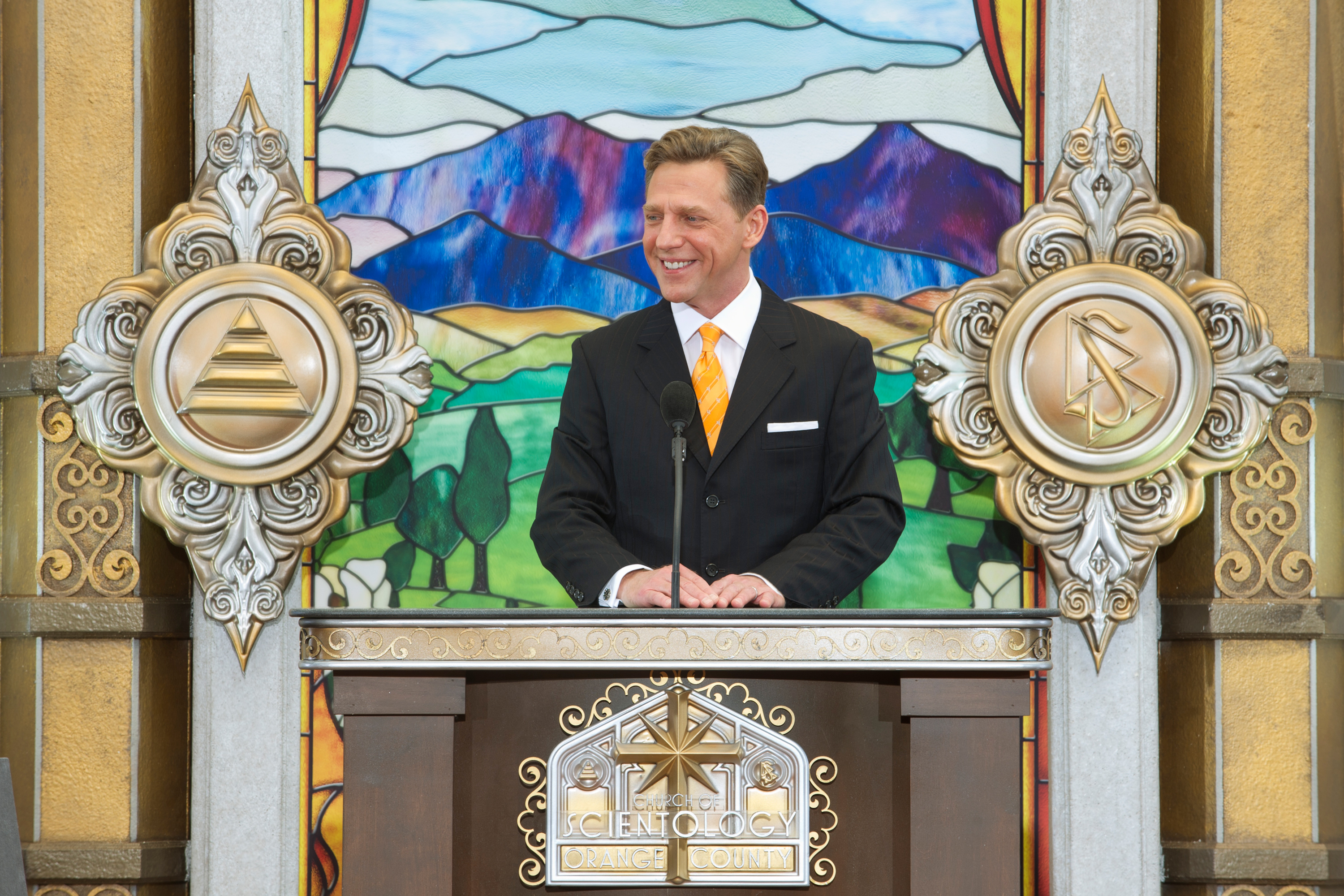 What type religion is Scientology?