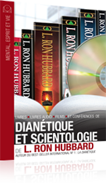 Catalogue de Dianétique et de Scientologie