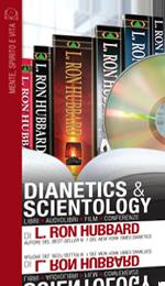 Catalogo di Dianetics e Scientology