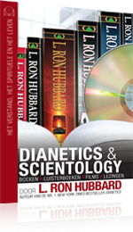 Catalogus van Dianetics en Scientology