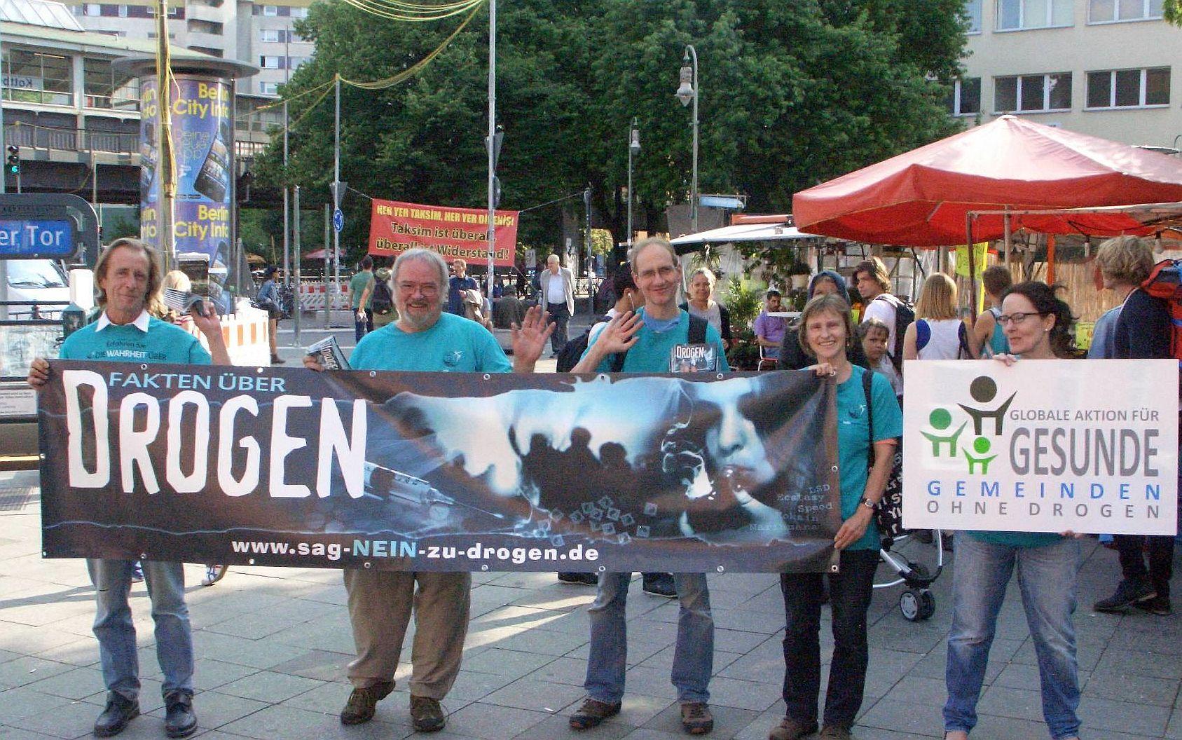 Sag Berlin church of scientology berlin promotes free living