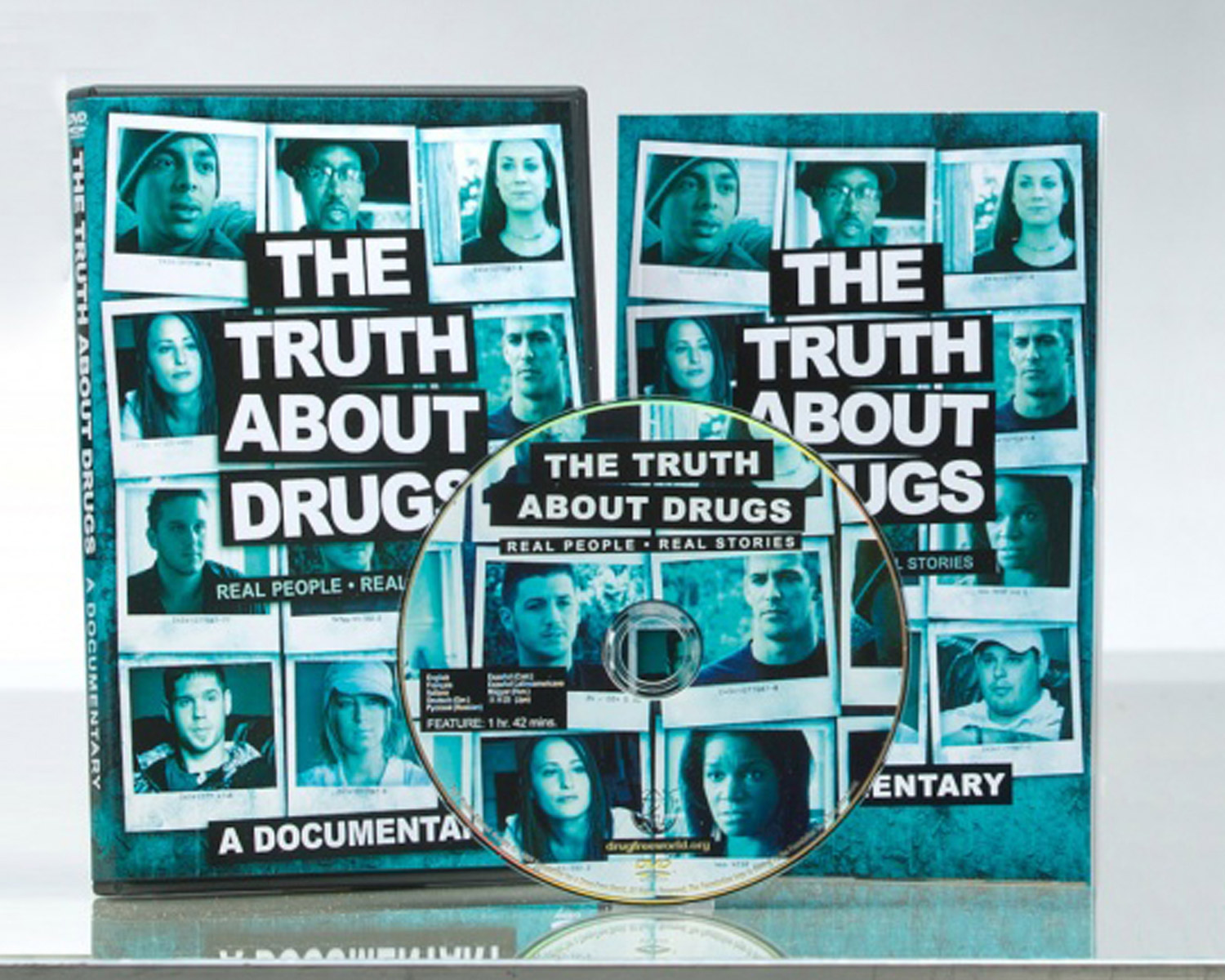 Scientologists Tell Story Behind The Truth About Drugs—Real People, Real Stories Documentary