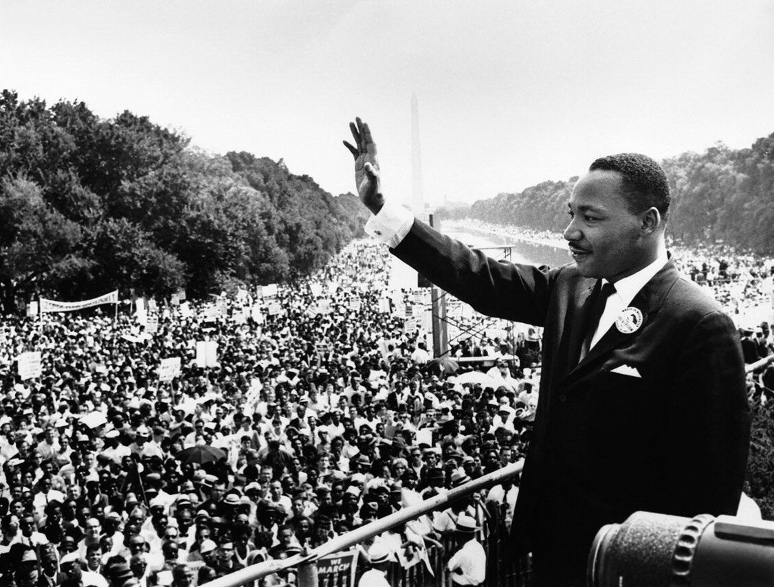 Black History Month Feature Freedom The Dream Of Dr Martin Luther