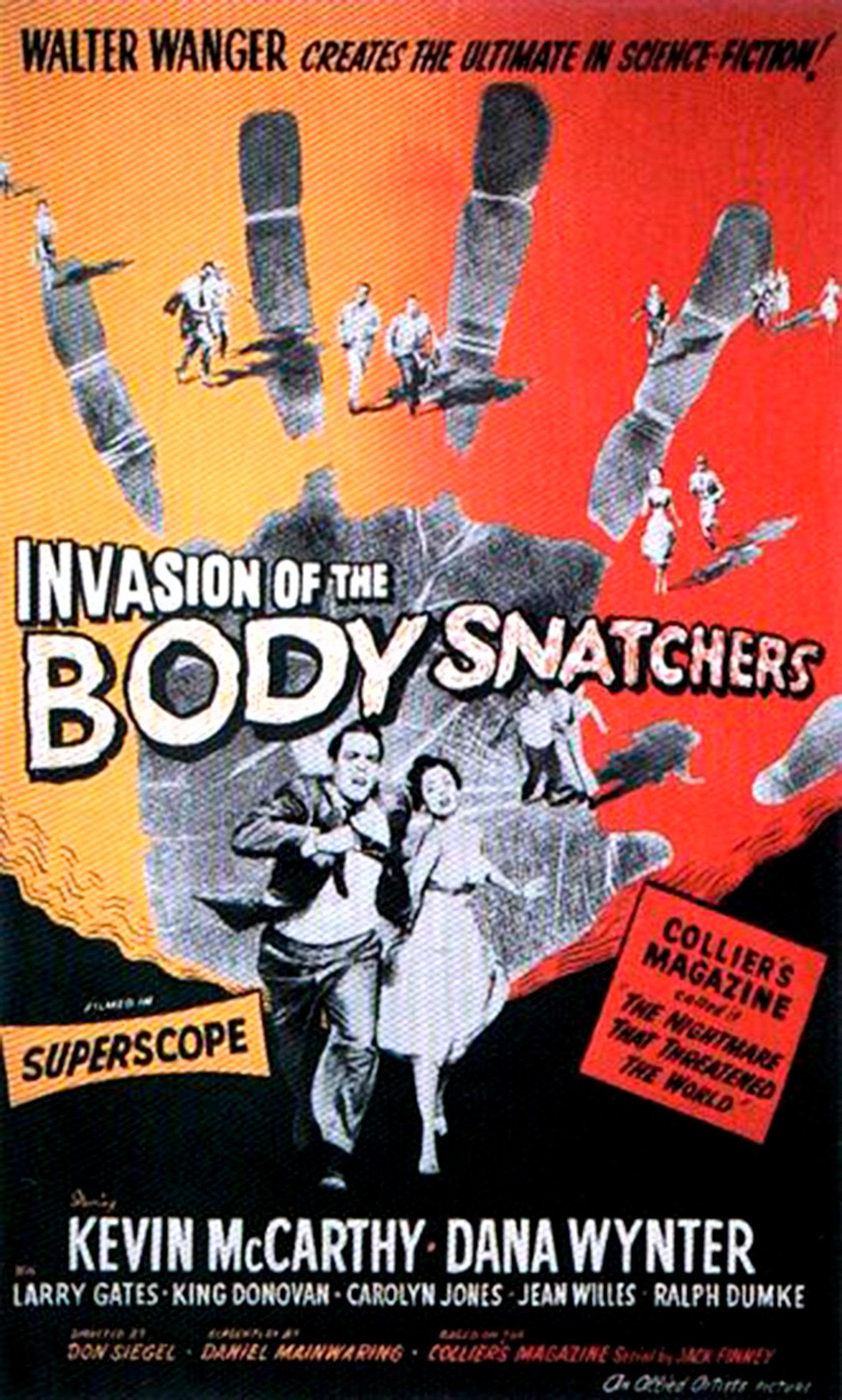 De Body Snatchers
