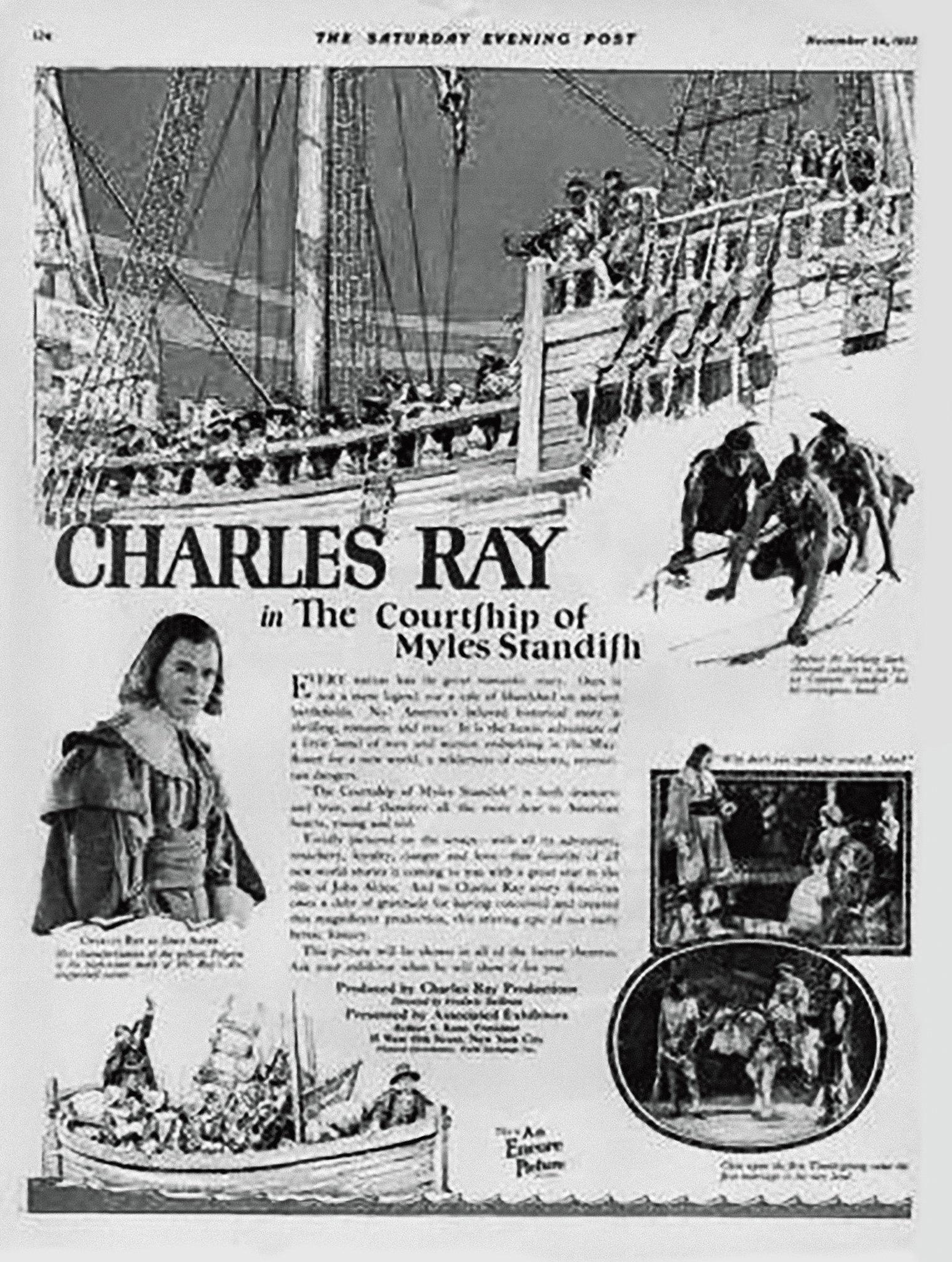 Charles Ray Filme