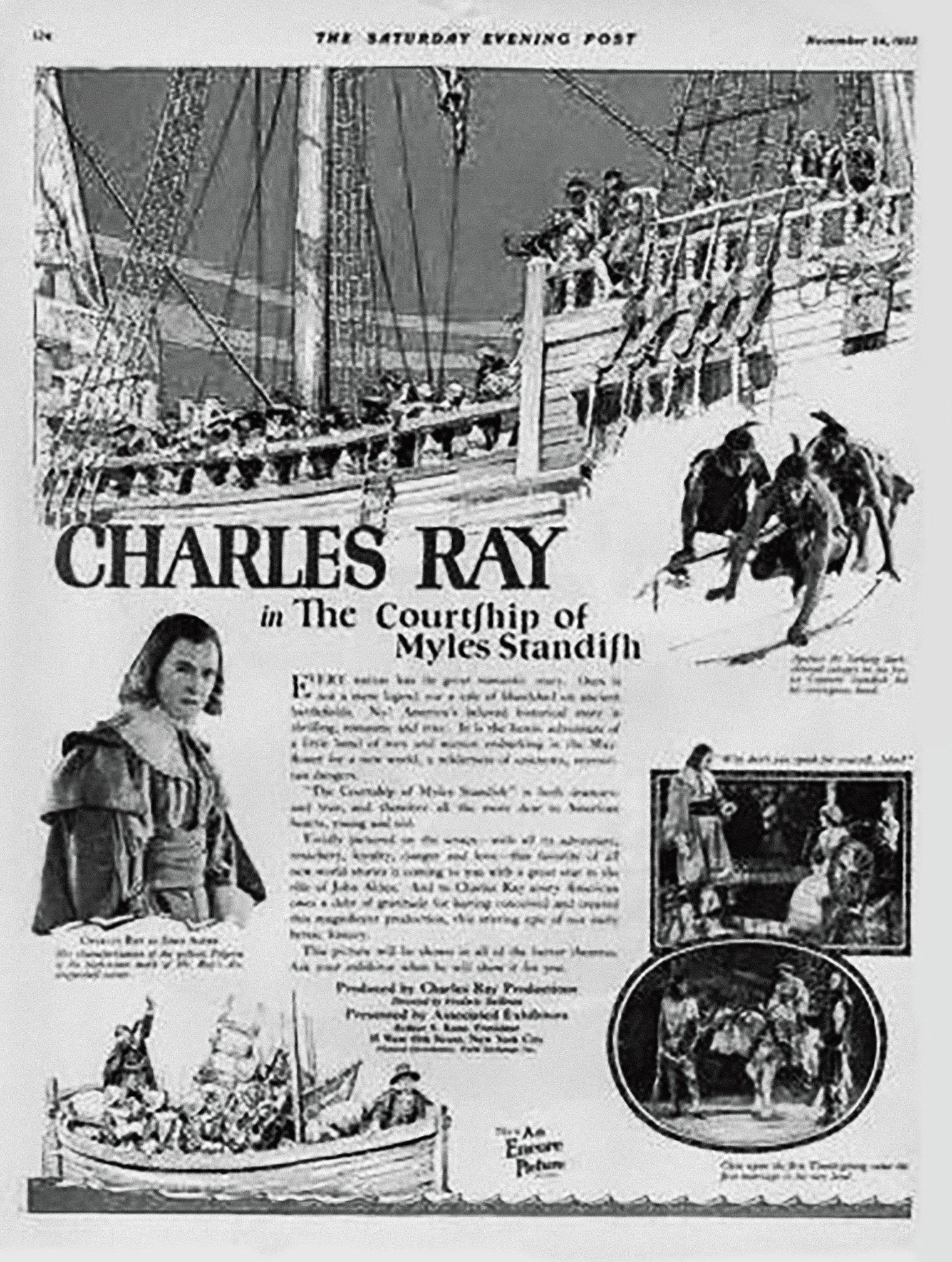 Charles Ray-filmek
