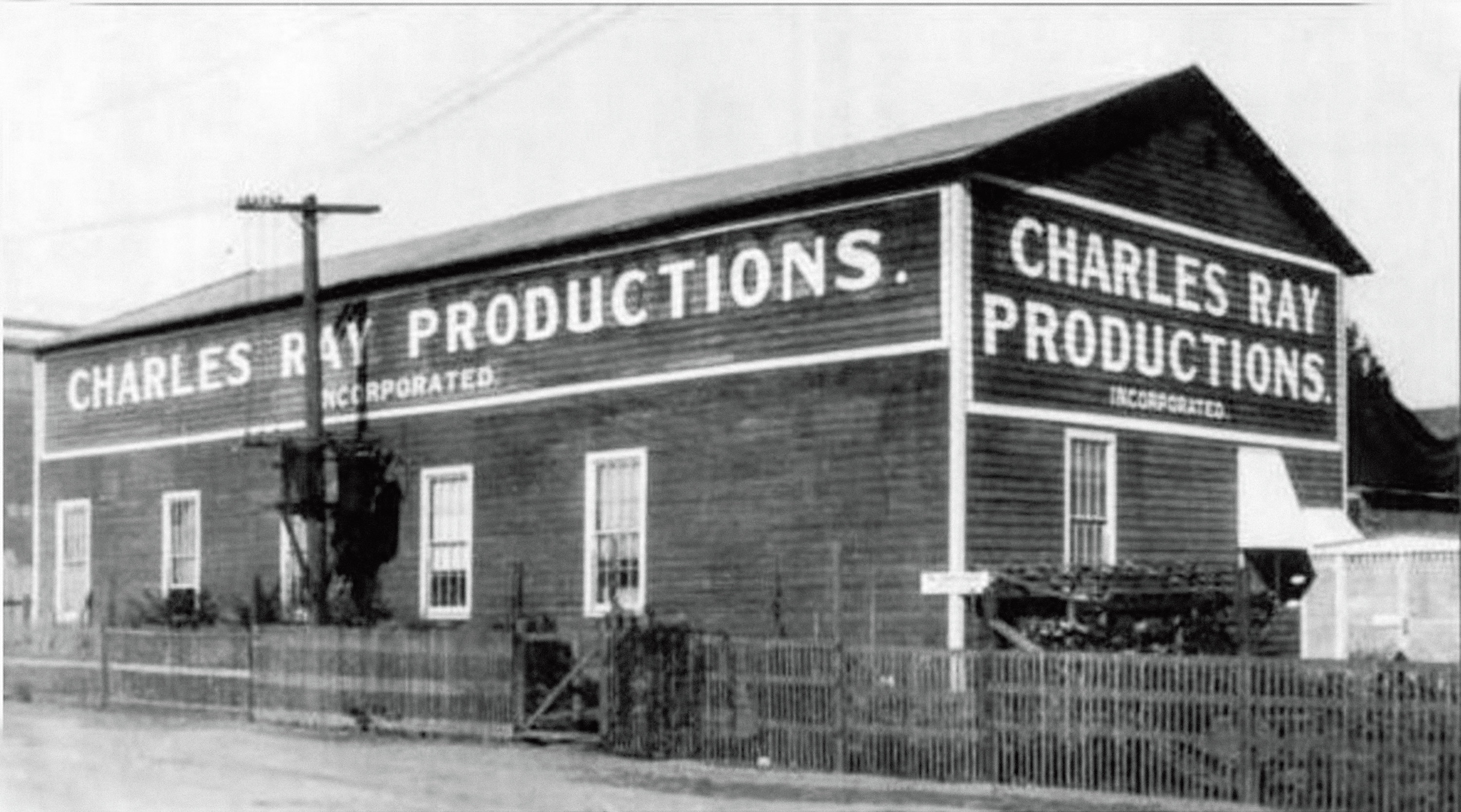 Charles Ray Productions