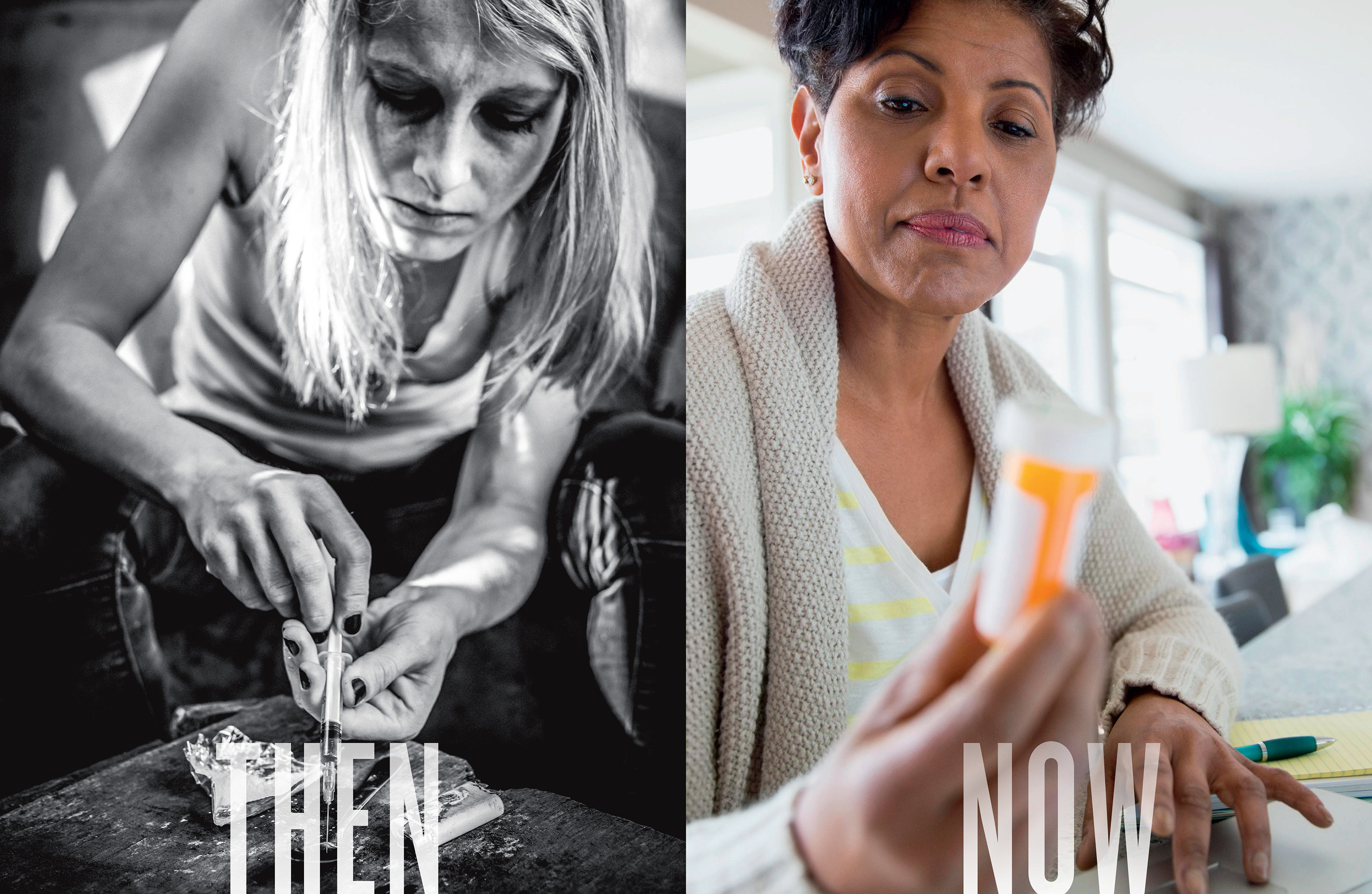 The Opioid Story: Then and Now