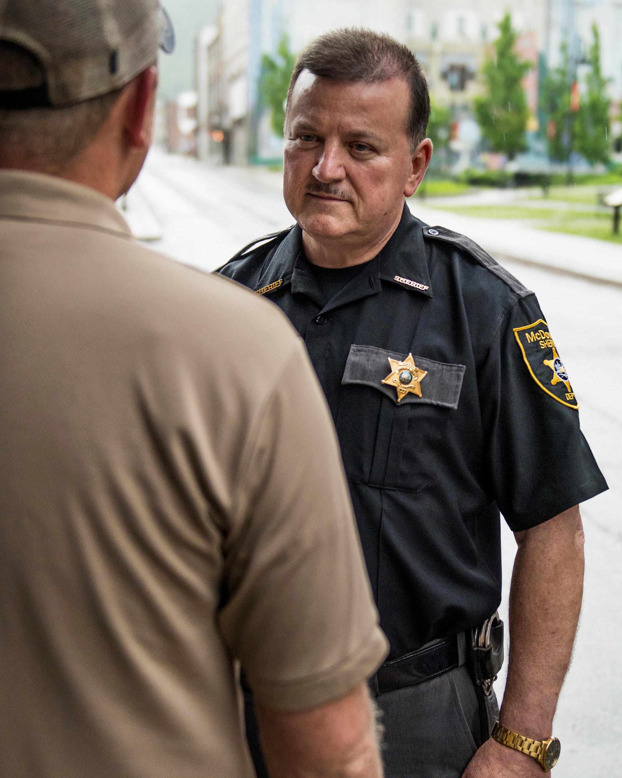 McDowell County Sheriff