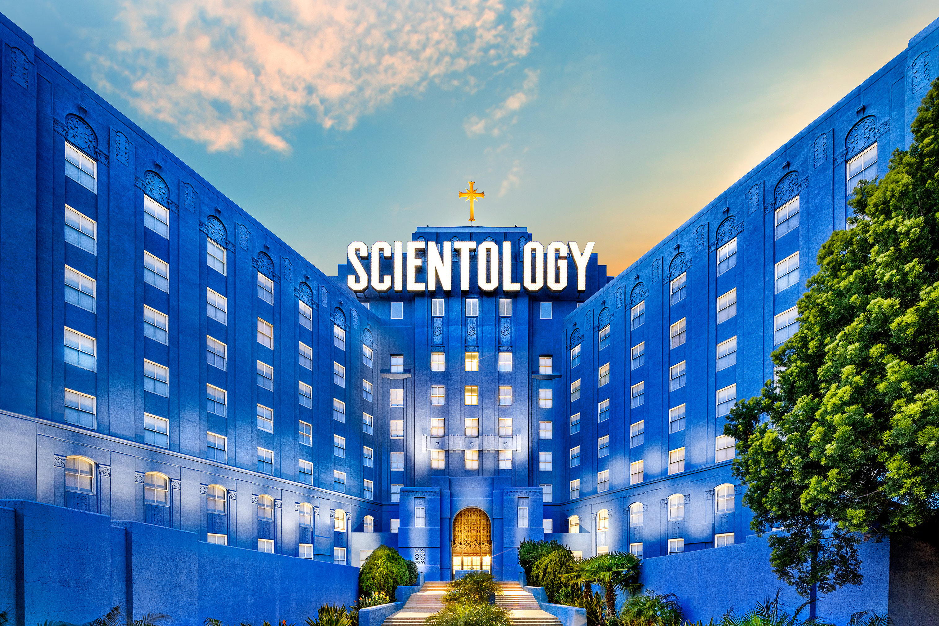 Inside Scientology
