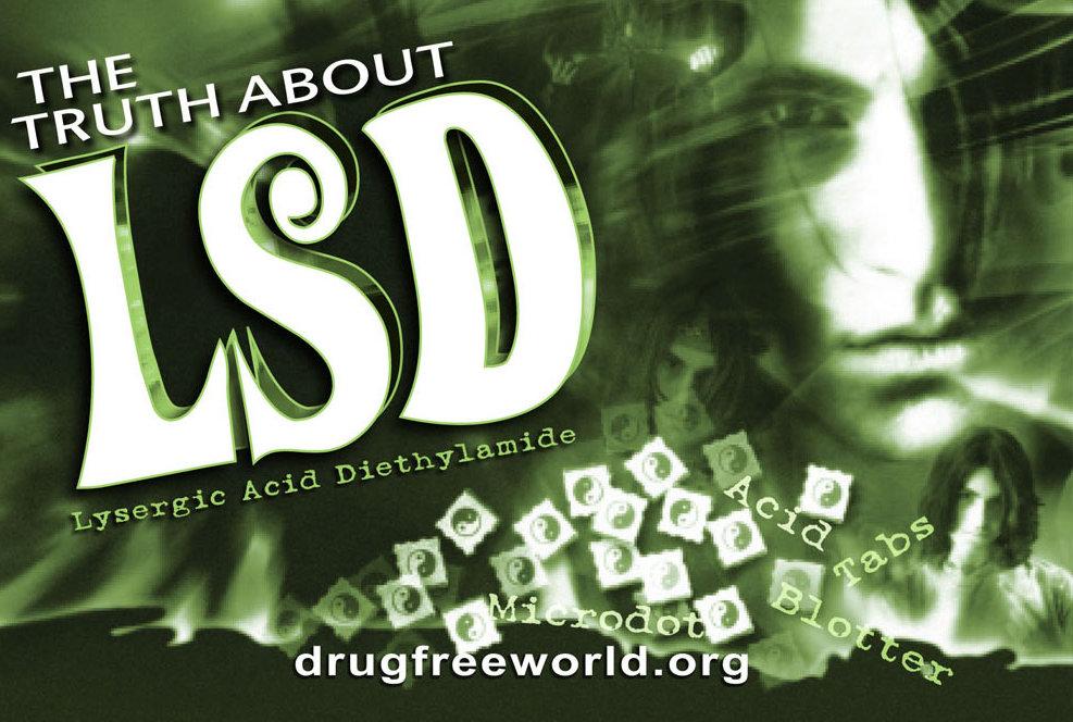 Short Long Term Side Effects Of Acid Hallucinogens Lsd