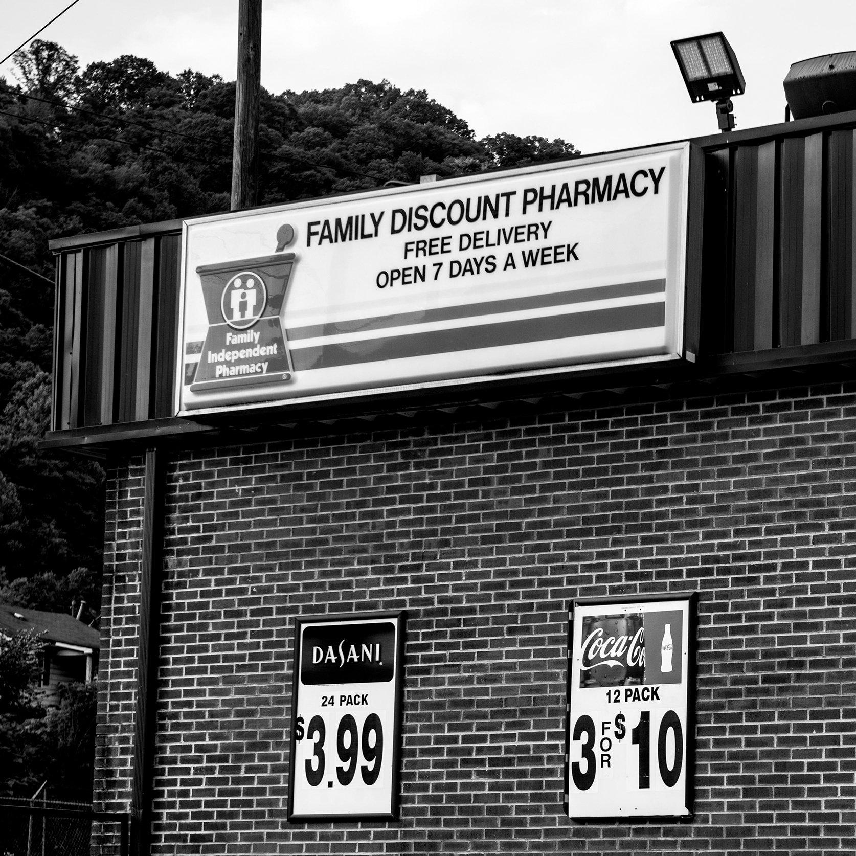 Family discount pharmacy