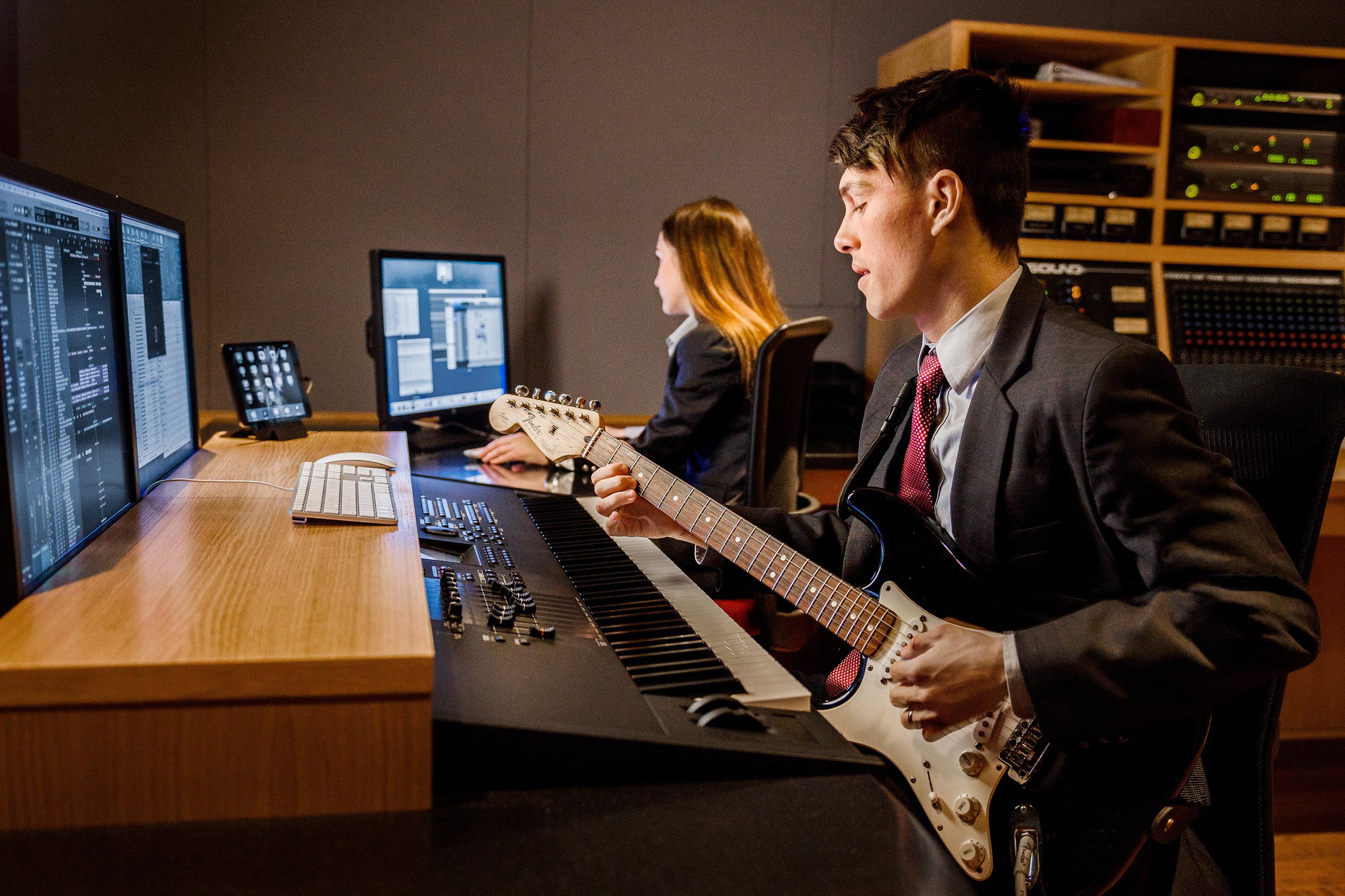 專業音樂人