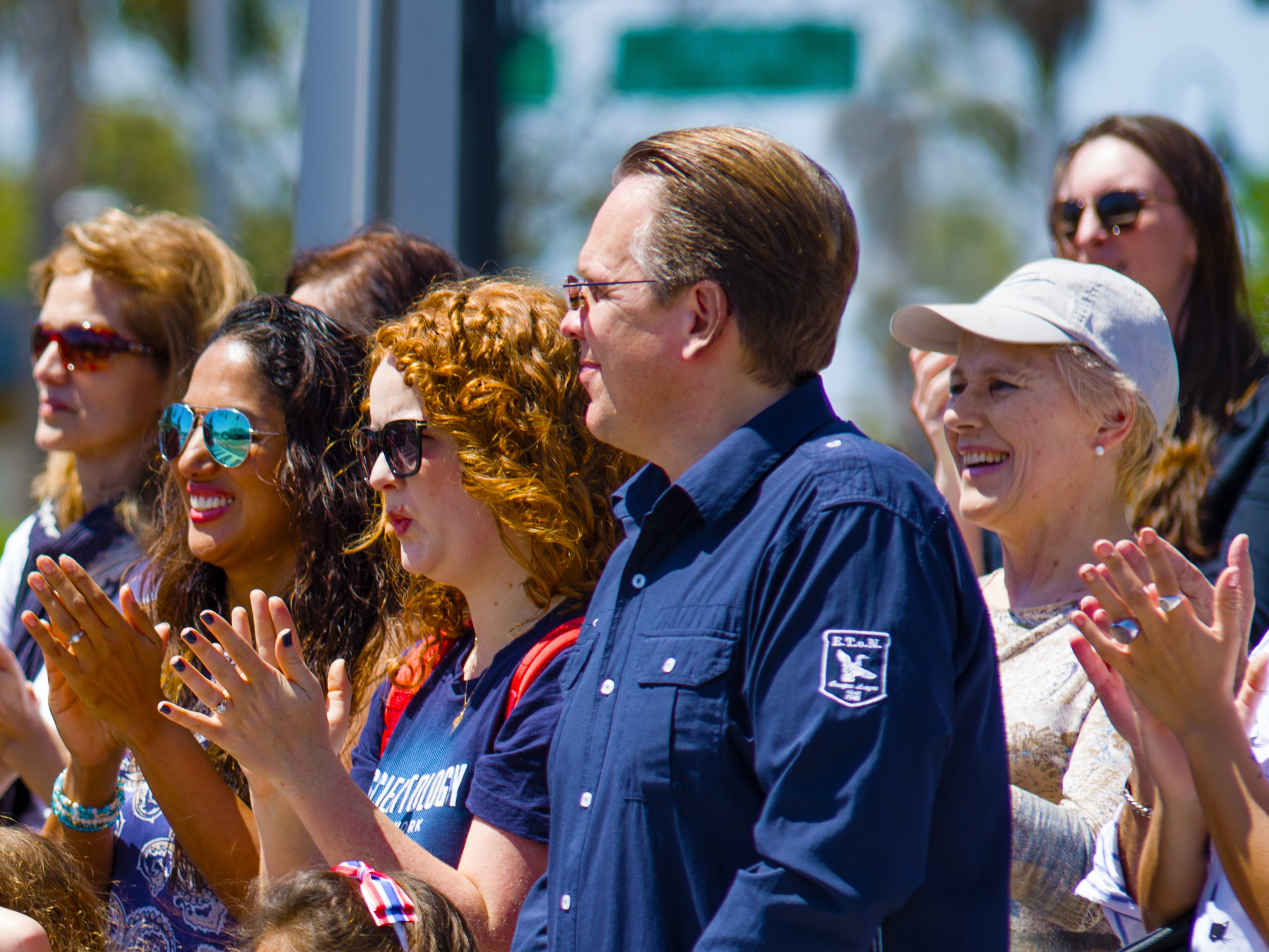 Clearwater Community Volunteers Opening Day