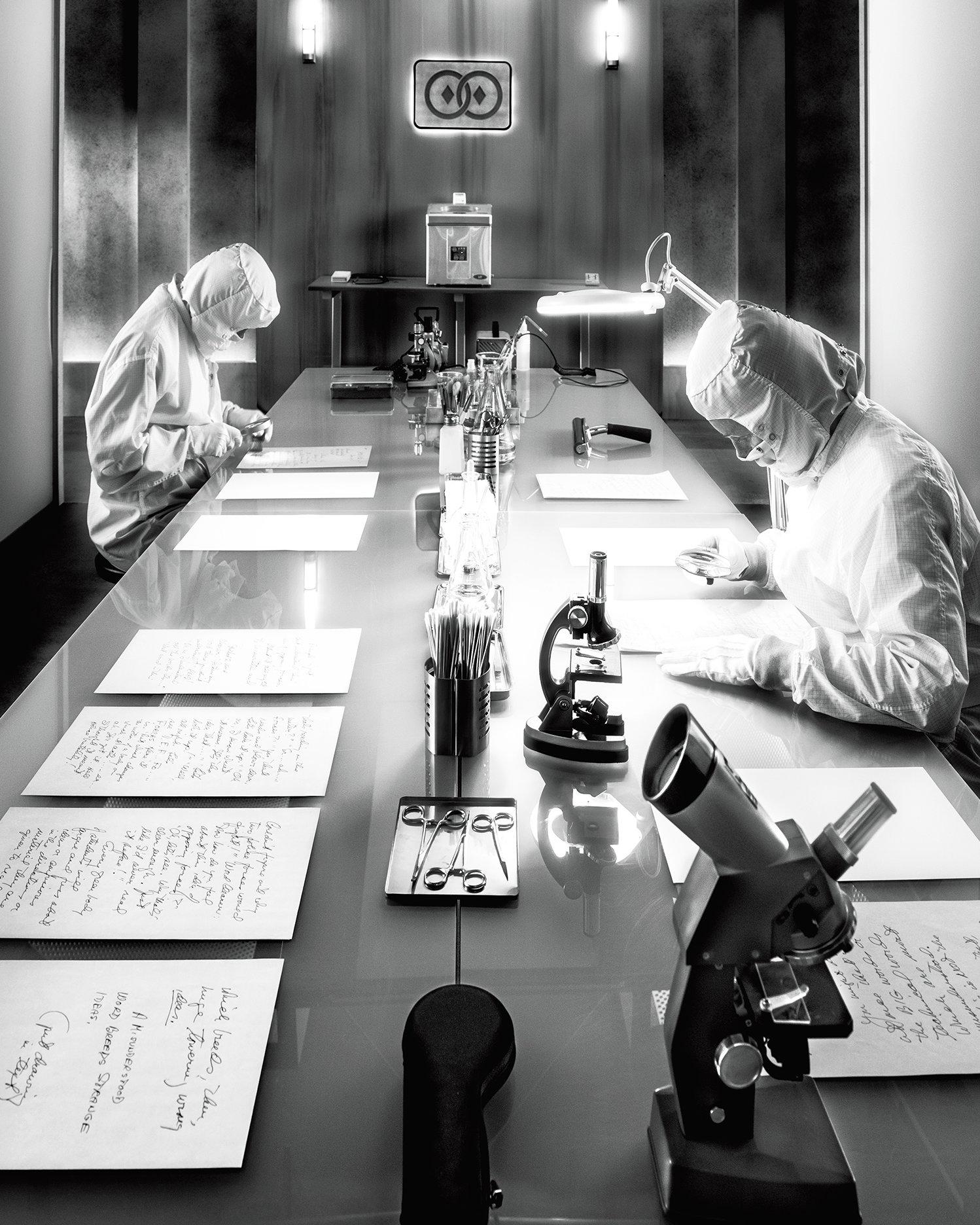 Scientology archival project
