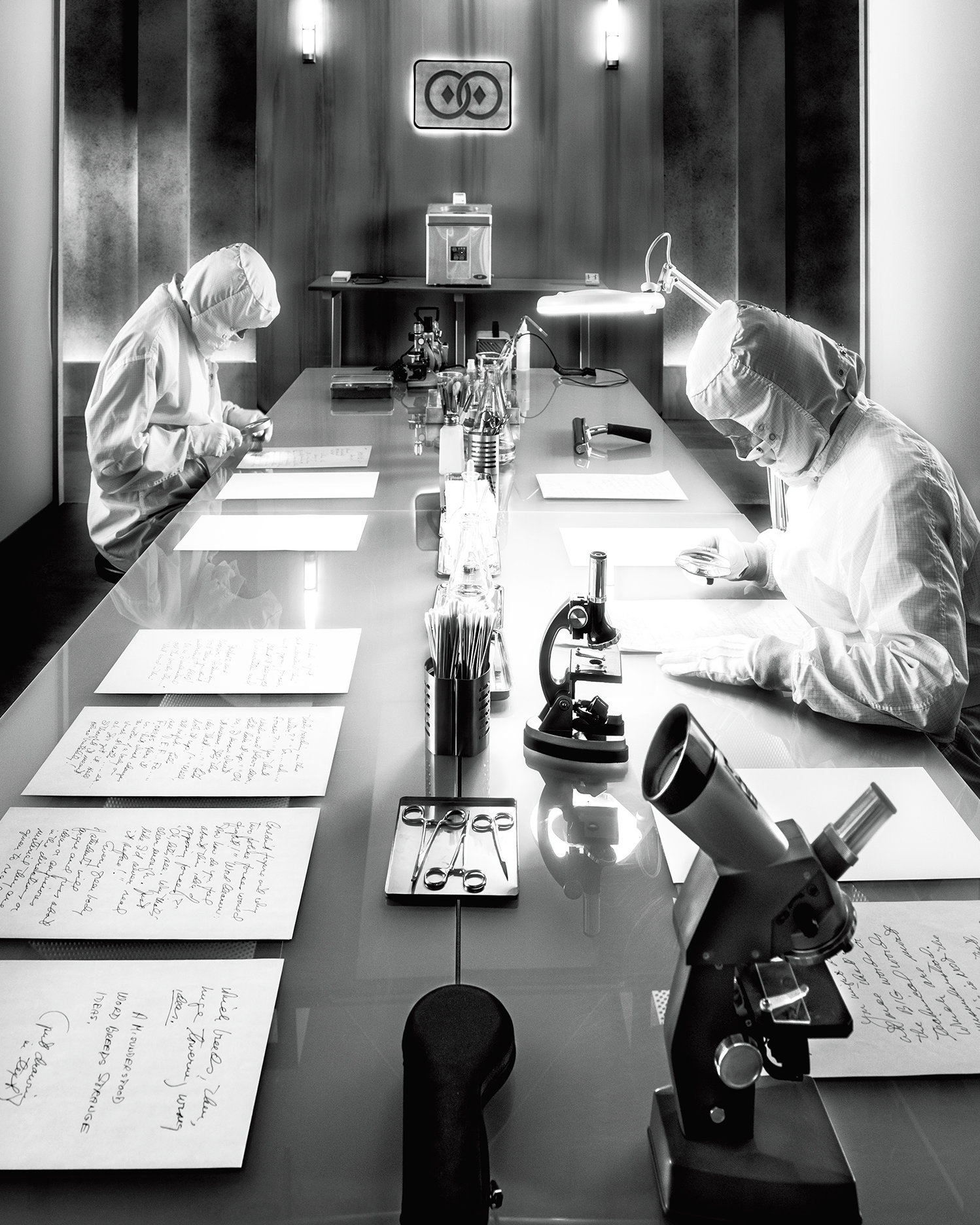 Inside Scientology: Projet de préservation