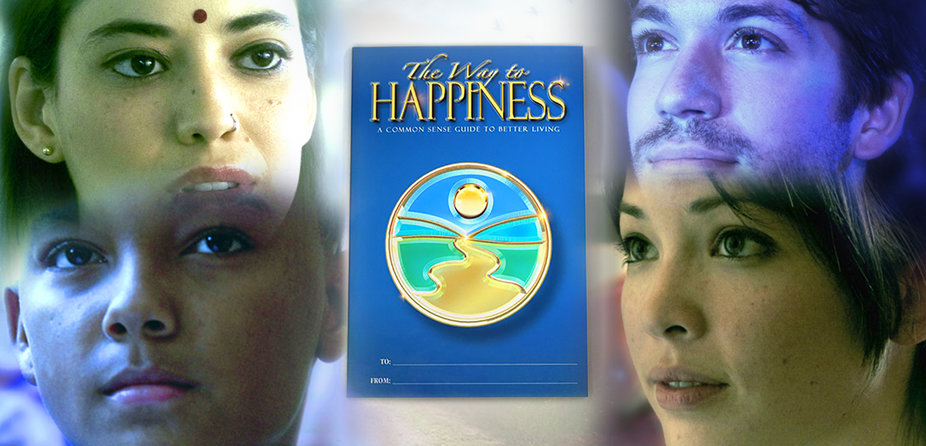 Welcome to  The Way to Happiness   E-Course