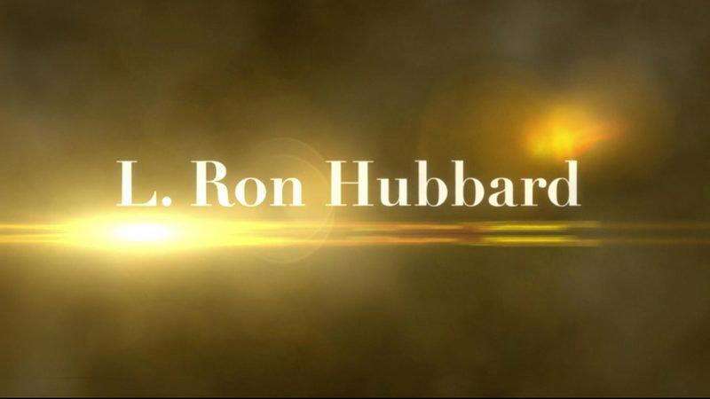 l ron hubbard scientology dianetics founder - L Ron Hubbard Lebenslauf
