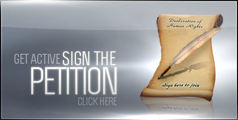 GET ACTIVE SIGN THE PETITION    CLICK HERE