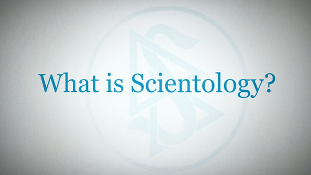 Official Church of Scientology: What is Scientology?