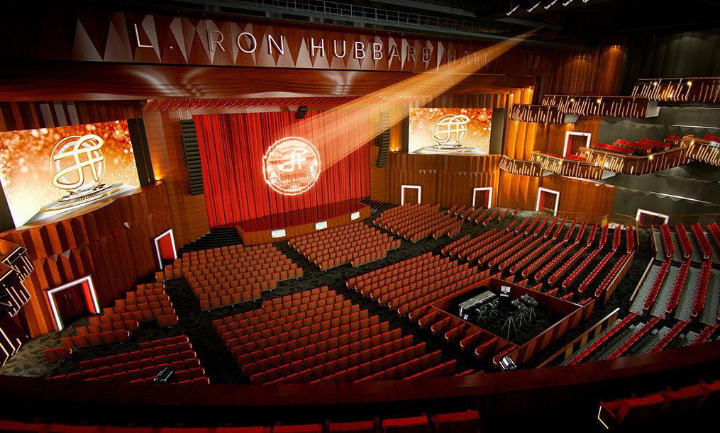 L. Ron Hubbard Hall
