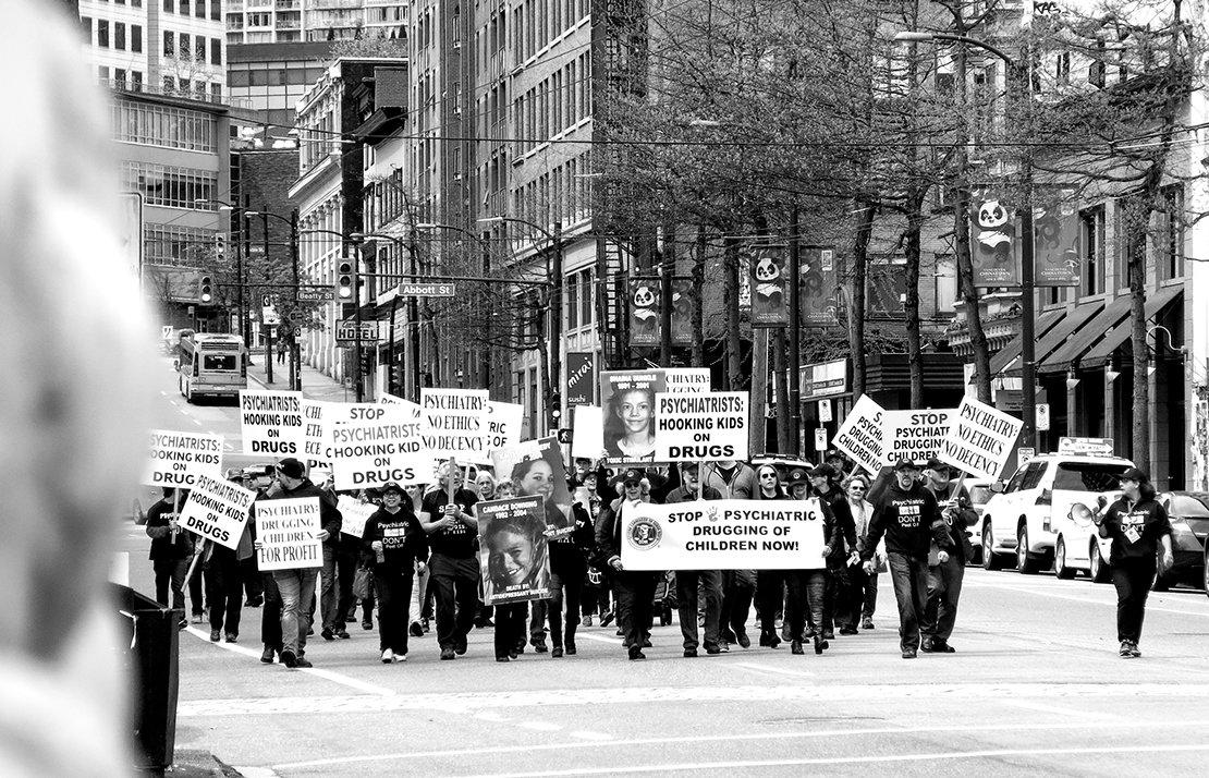 Η Θριαμβευτική Χρονιά της CCHR