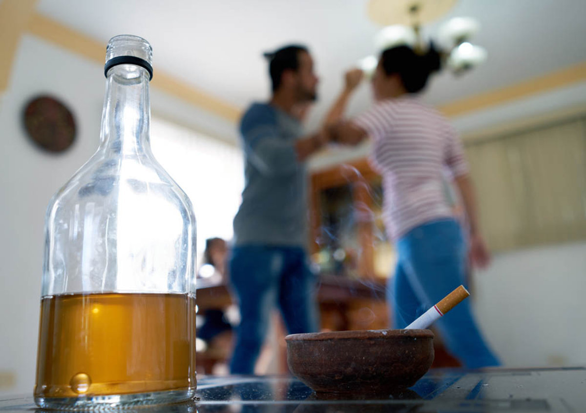 alkoholproblem