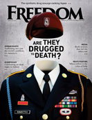 Military: Are They Drugged to Death issue cover