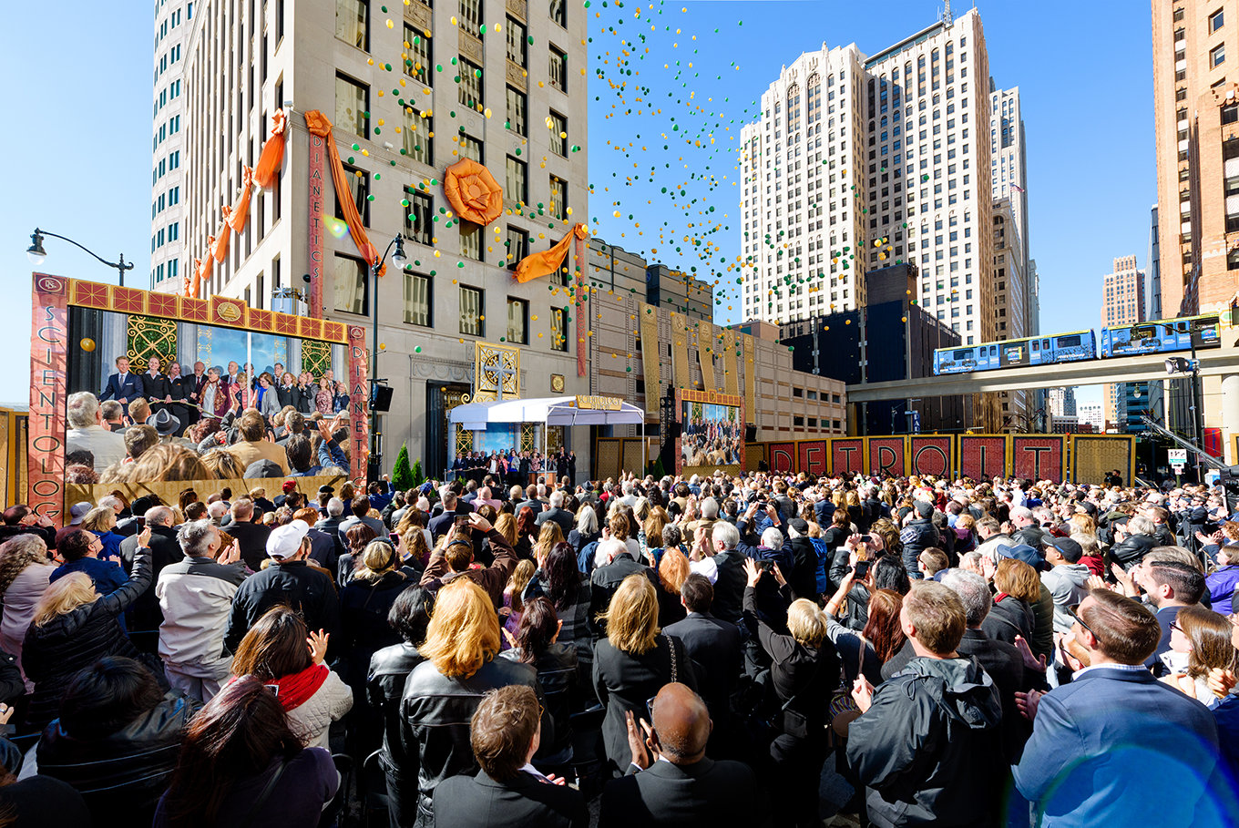 Made in Detroit: New Church of Scientology Now Stands at the