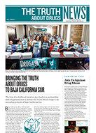 「真実を知ってください:薬物」をバハ・カリフォルニア・スルへもたらす